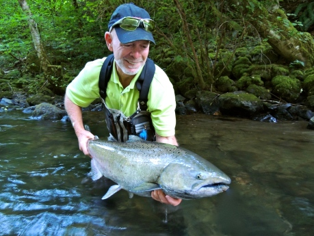 What? Jim Ansite with a dandy chinook.